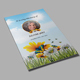 Funeral Program Template V210 - GraphicRiver Item for Sale