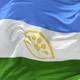 Bashkortostan Flag Waving at Wind - VideoHive Item for Sale