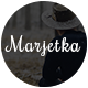Marjetka - A Responsive Feminine WordPress Blog Theme