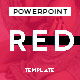 RED Commercial Proposal - PowerPoint Template - GraphicRiver Item for Sale