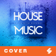 House Music - Digital Album Cover Artwork Template - GraphicRiver Item for Sale