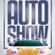 Auto Show Flyer