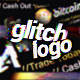 Glitch Logo Rotation - VideoHive Item for Sale