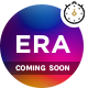 ERA - Animated Coming Soon Countdown Template