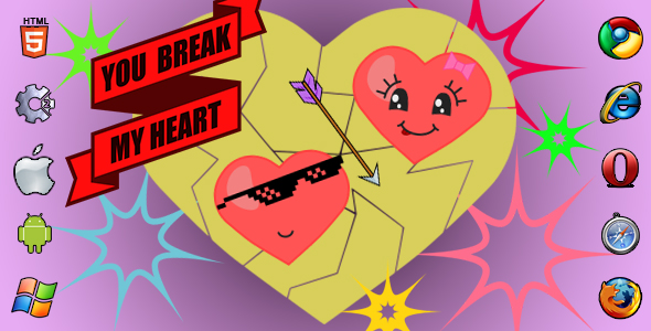 You Break My Heart