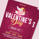Happy Valentine's Day Flyer - GraphicRiver Item for Sale