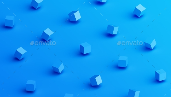 Abstract Minimalistic Background. - Abstract 3D Renders