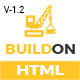 Buildon - Construction & Business HTML5 Template