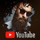 Creative YouTube Art Banner - GraphicRiver Item for Sale