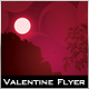 Valentine Night Flyer - GraphicRiver Item for Sale