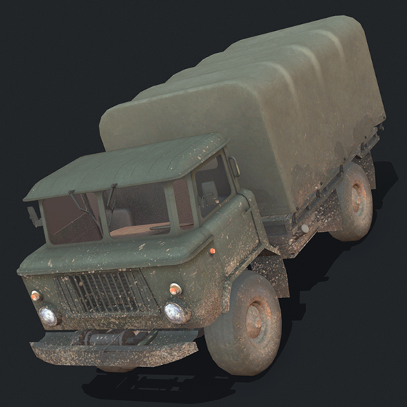 gaz66 - 3DOcean Item for Sale