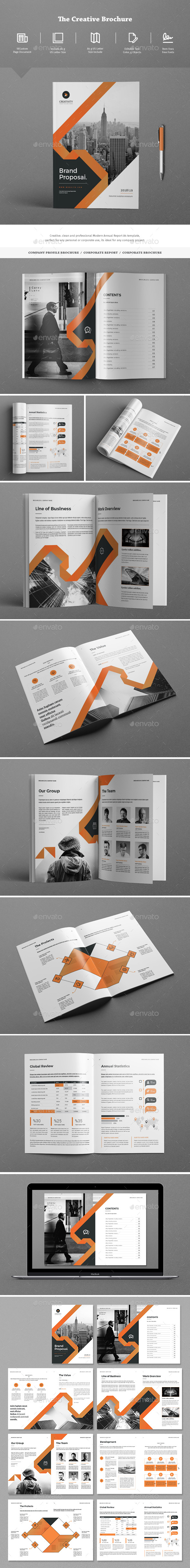 The Brochure - Corporate Brochures
