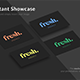 Dark Business Card Mockups - GraphicRiver Item for Sale