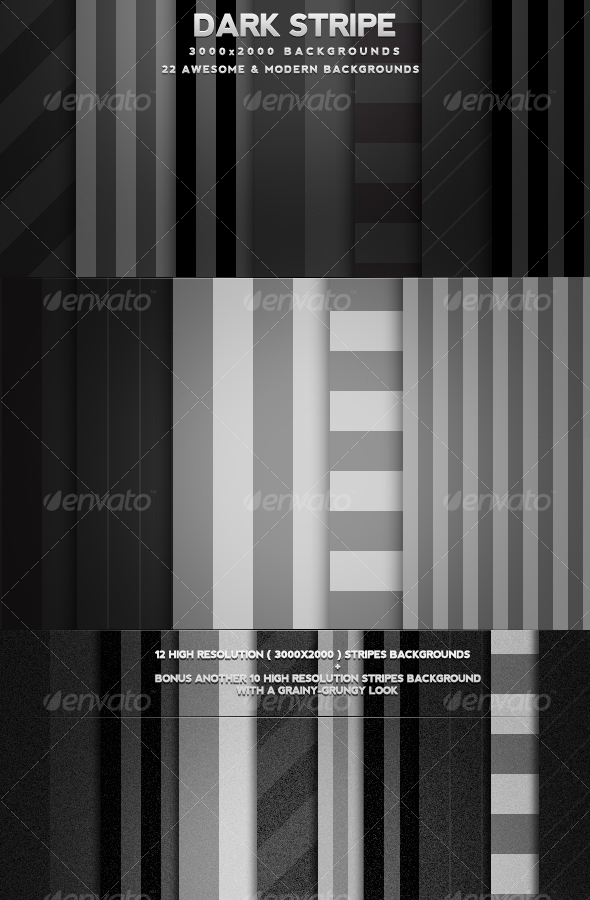 Dark Stripes Backgrounds - Backgrounds Graphics