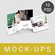 3D Web Showcase Mockup - GraphicRiver Item for Sale