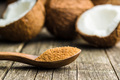 Sweet coconut sugar. - PhotoDune Item for Sale