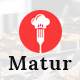 Matur - Food Delivery & Ordering WordPress Theme - ThemeForest Item for Sale