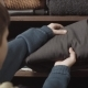 The Boy Pulls the T-shirt Out of the Closet - VideoHive Item for Sale