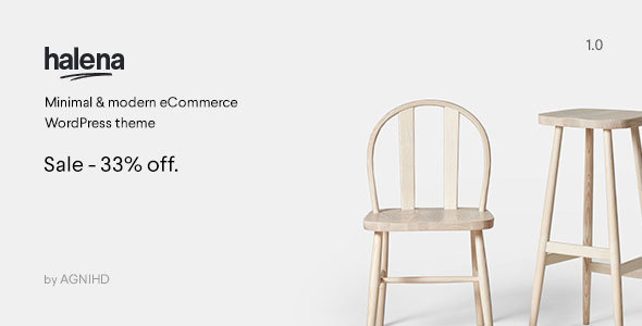 ThemeForest Halena Minimal & Modern eCommerce WordPress Theme 21142525