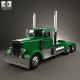 Peterbilt 351 Tractor Truck 1954