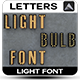 Light Font - 3DOcean Item for Sale