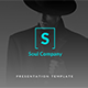 Soul Presentation Template - GraphicRiver Item for Sale