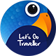Let's GO Traveller 2 | A Multipurpose Travel Template - ThemeForest Item for Sale