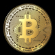 3D Bitcoin Icon - VideoHive Item for Sale