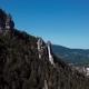 Flying Inside Vratna Valley Canyon, Mala Fatra, Slovakia - VideoHive Item for Sale
