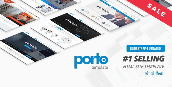 Porto - Responsive HTML5 Template - Business Corporate