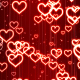 Valentine Hearts Loop  - VideoHive Item for Sale