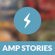 AMP Stories | Mobile Google AMP Template - ThemeForest Item for Sale
