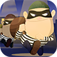 Robbers in Town - HTML5 Game (CAPX)