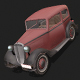 Fiat508 - 3DOcean Item for Sale
