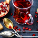Cup of pomegranate tea - PhotoDune Item for Sale