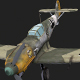Messerschmitt Bf 109 - 3DOcean Item for Sale