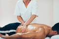 Lower back massage - PhotoDune Item for Sale