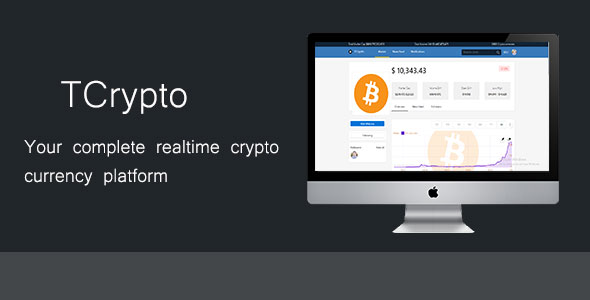 TCrypto - Realtime Cryptocurrency Market Prices ,Charts Application with Membership Free Download | Nulled