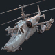 Kamov KA-50s - 3DOcean Item for Sale