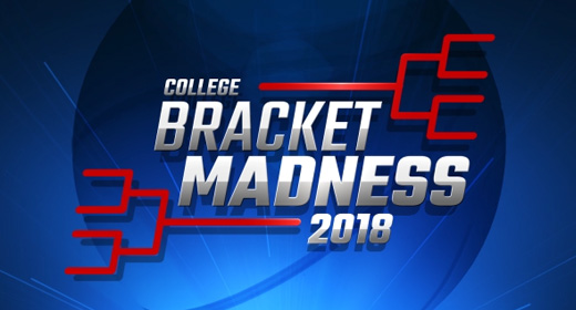 College Basketball Bracket Madness