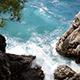 Waves Breaking on Rocks - VideoHive Item for Sale