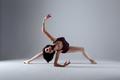 Ballerina dancing in the darkness - PhotoDune Item for Sale