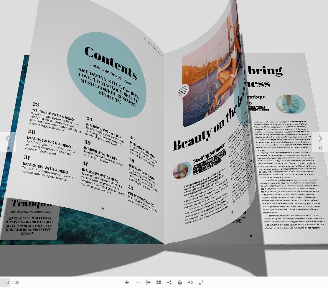 Real3d Flipbook Jquery Plugin By Creativeinteractivemedia Codecanyon