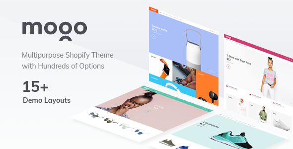 ThemeForest MOGO Fashion Electronics Clothing and Apparel Shopify theme 21153459