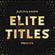 Elite Titles - VideoHive Item for Sale