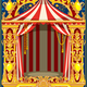 Carnival Poster Vintage Circus Theme - GraphicRiver Item for Sale