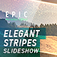 Elegant Stripes Slideshow - VideoHive Item for Sale