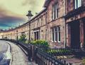 Elegant Edwardian Terrace Houses - PhotoDune Item for Sale