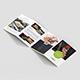 Brochure – Sushi Restaurant 4-Fold A5