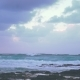 Waves before the Storm on the Atlantic Coastline - VideoHive Item for Sale